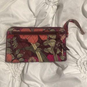vera bradley wallet brand new